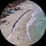 הרחקת אסדת לוויתן מהחוף - תצמצם את זיהום הים מהאסדה