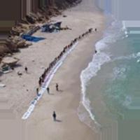 הרחקת אסדת הגז לווייתן מהחוף תצמצם את זיהום הים מהאסדה