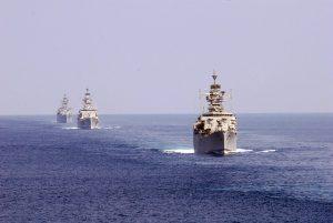 חיל הים רכש ספינות סער 5 להגנה על האסדות
