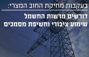 שומרי הבית השתלטו על אסיפת בעלי המניות של חברת החשמל