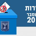 בחירות ספטמבר 2019 - מפלגות תומכות