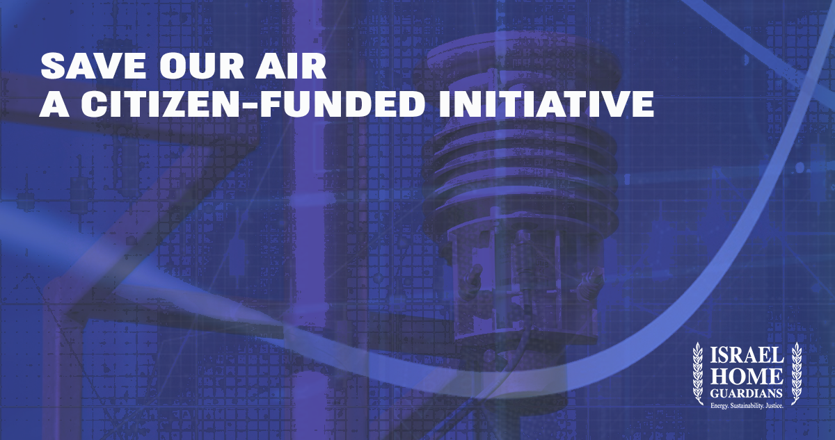 SAVE OUR AIR A CITIZEN-FUNDED INITIATIVE
