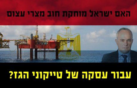 האם ישראל מוחקת חוב מצרי עצום לחברת חשמל למען עסקה של דלק ונובל אנרג'י עם מצריים?