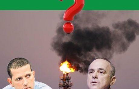 """עשר שאלות לשר האנרגיה שטייניץ ומנכ""""ל משרדו, אודי אדירי"""
